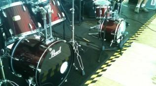 Drum envy…